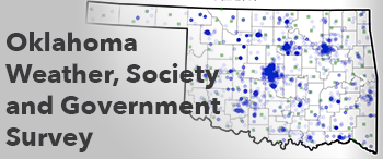 Oklahoma Weather, Society and Government Survey